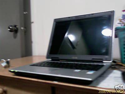 My asus laptop