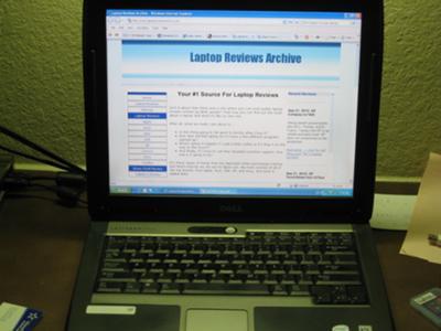 Dell D520