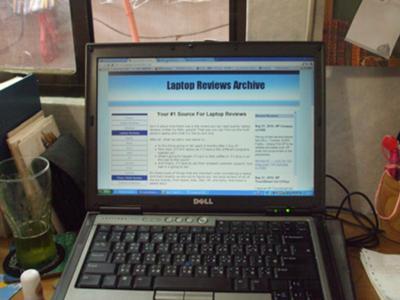 Dell Latitude D620 screen
