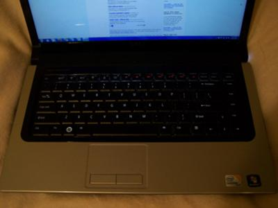 Dell Studio 15 keyboard