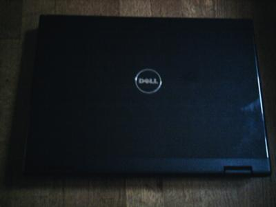 Only front lid of laptop