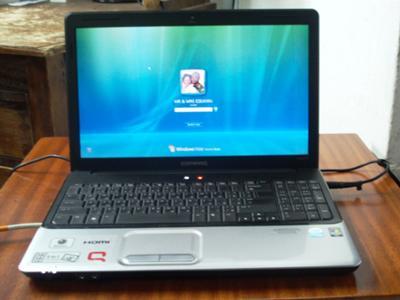 Hewlett-Packard Compaq Presario CQ61