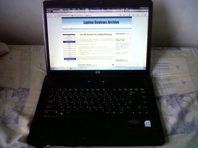 HP 630s screen