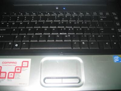 HP Compaq Presario CQ40-606TU keyboard