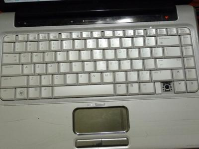 HP DV4-2145DX keyboard