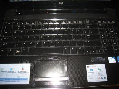 HP Pavilion dv6- 1334us keyboard