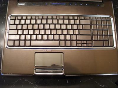 HP Pavilion dv7-1285dx keyboard