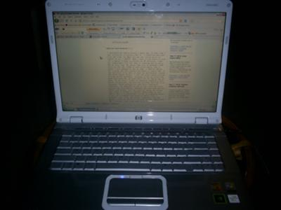 HP Pavillion dv6000