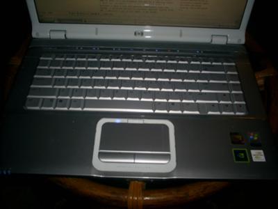 HP Pavillion dv6000 keyboard