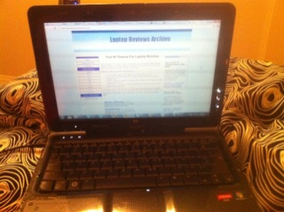 HP TouchSmart tx2-1370us
