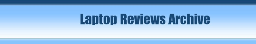 Laptop Reviews Archive Logo