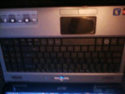 Acer Aspire 5517 laptop keypad