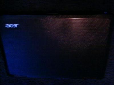 Acer Aspire 5517 shut laptop