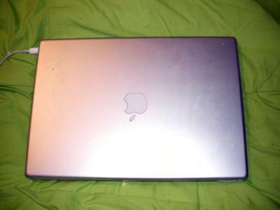 Apple 15 Aluminum PowerBook G4