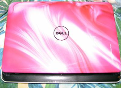 Close-up of laptop