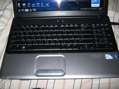 HP Compaq Presario CQ61 340EV keyboard