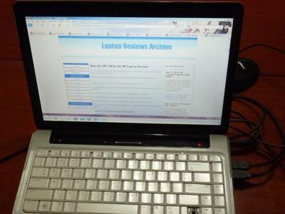 HP DV4-2145DX screen