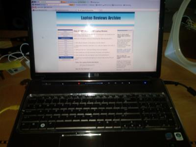 HP Pavilion dv7 Full Laptop