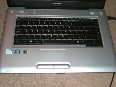 Toshiba Satellite L450-03D keyboard